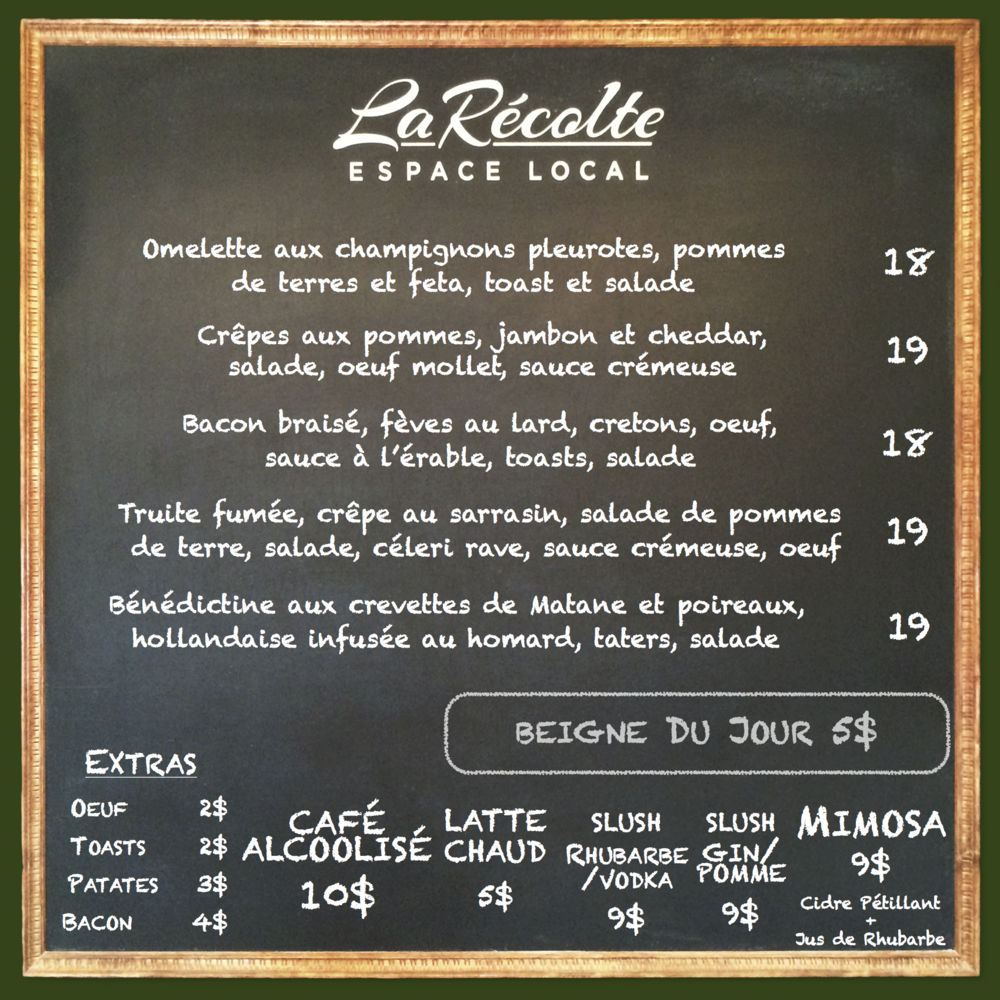 menu 30-1 avril, brunch loca bio montreal.png