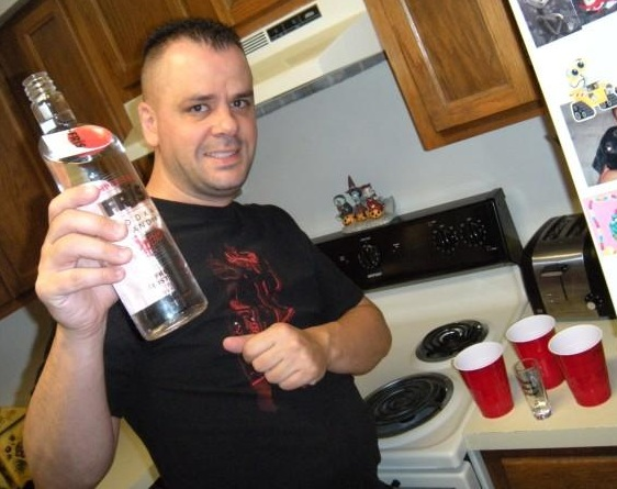 Mark and Vodka