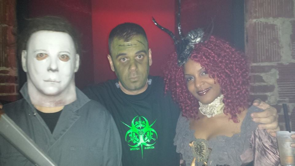 Halloween 2014 - Griffin, Paradise, Maus