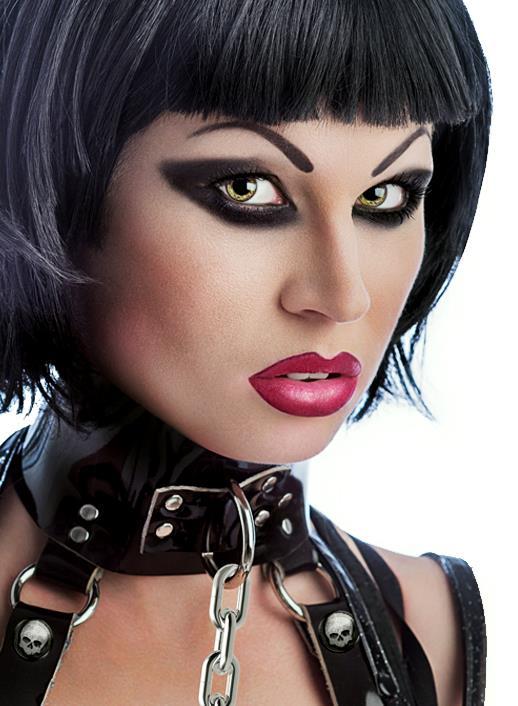 Model: Dee Dee Zeta, Photo: Ed Richter