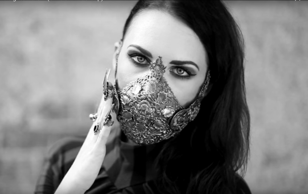 Model: Tea Time (Insanitea) from Ashbury Heights. Image taken from Music Video for Glow. Clip filmed by Josefine Jönsson and edited by Jakob Åsell.