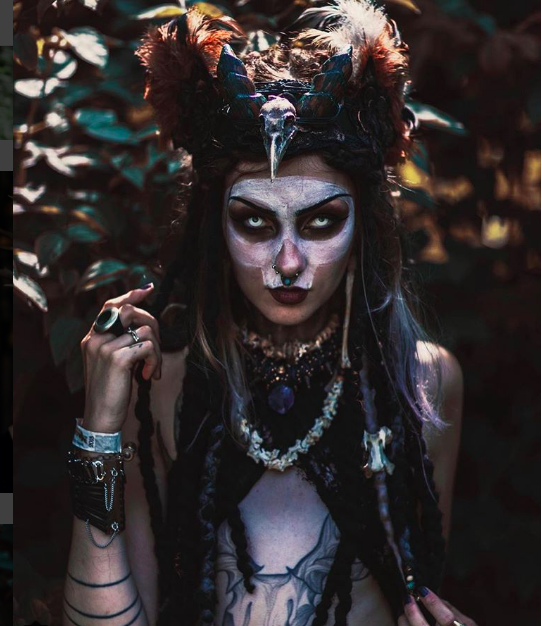 ~ Model: Psychara, Photo by JaimyPhotography  Instagram: Psychara  www.patreon.com/psychara