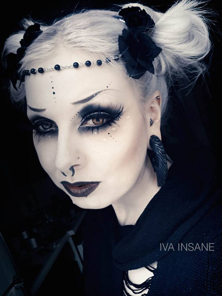 Model: Iva Insane | https://www.facebook.com/Iva-Insane-236120476434373/  https://www.instagram.com/ivainsane/?hl=en