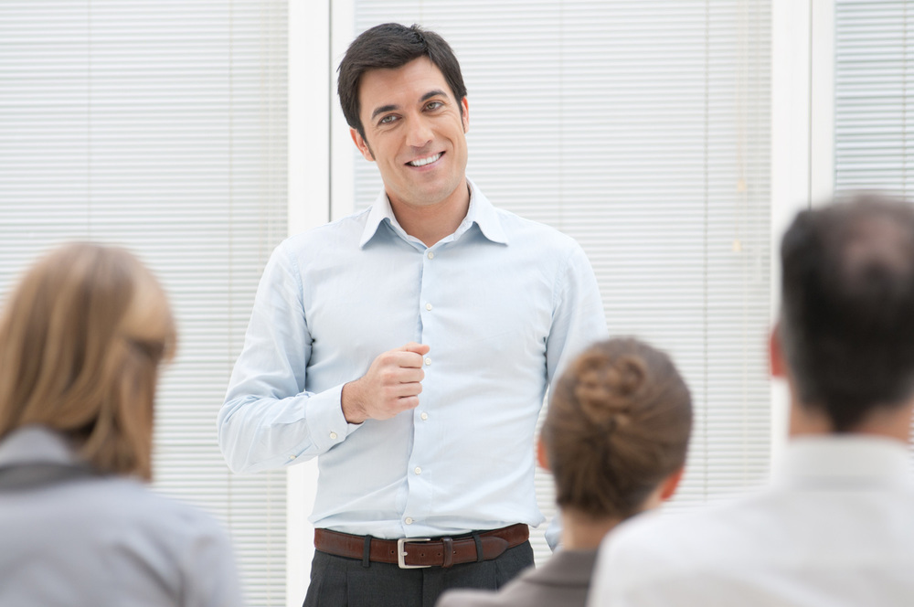 Presentation Skills Course & Public Speaking Courses