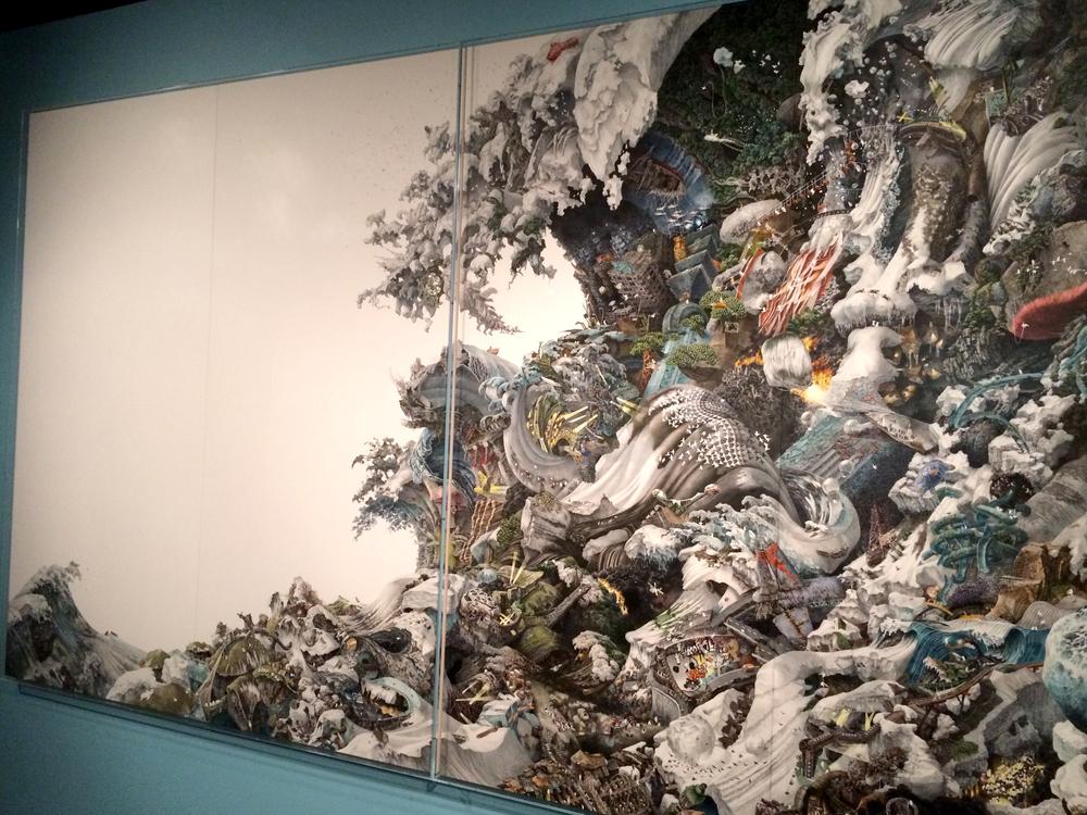 Foretoken  ,2008 Manabu Ikeda