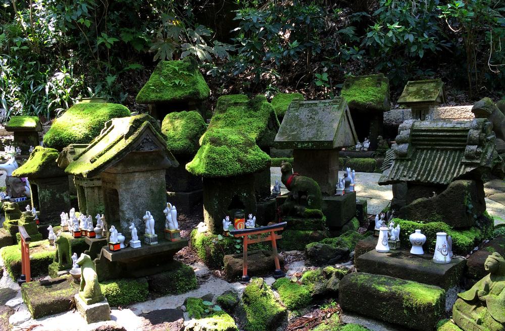 Sasuke Inari in Kamakura, Kanagawa pref.