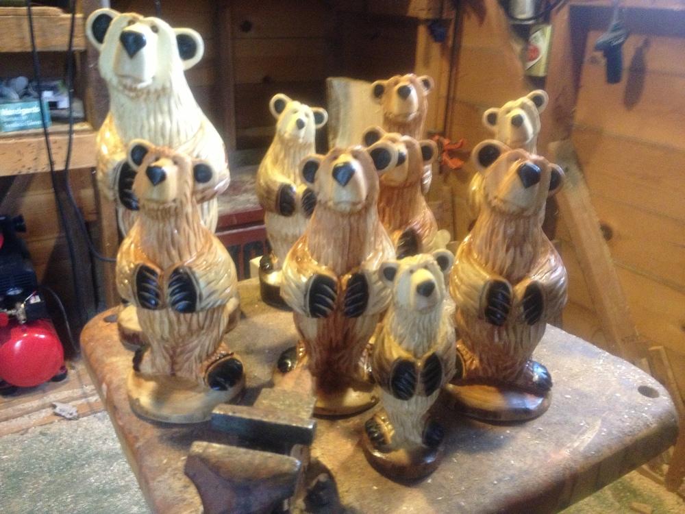 Bear Trophies