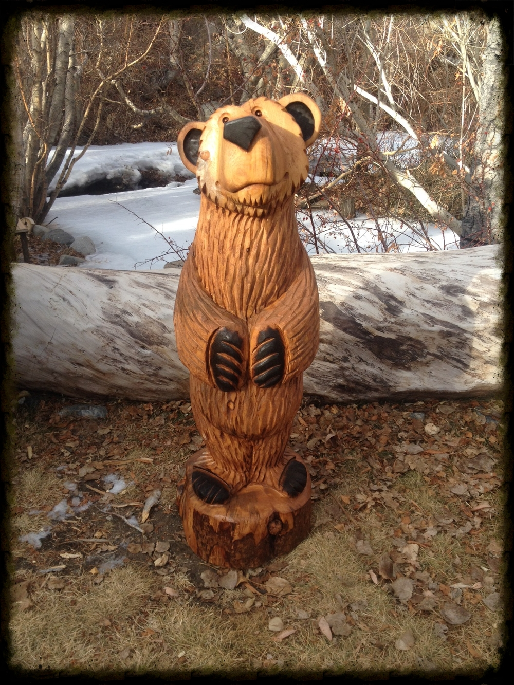 3 ft Bear
