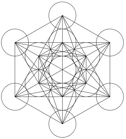 Metatron's Cube