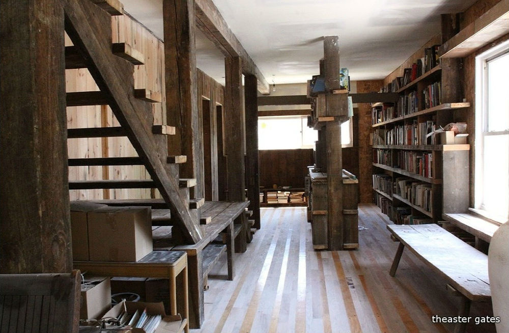 Theaster Gates, Dorchester Projects, Courtesy of  thescoutmag.com
