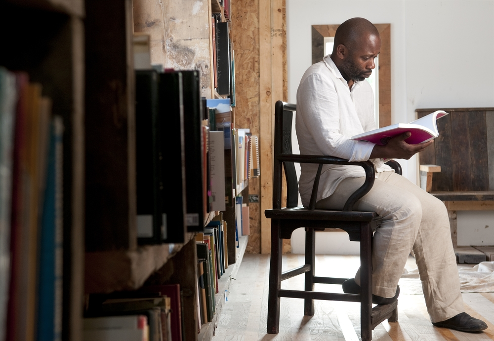 Theaster Gates, Dorchester Projects, Courtesy of Lloyd Degrane,  Preservation Nation