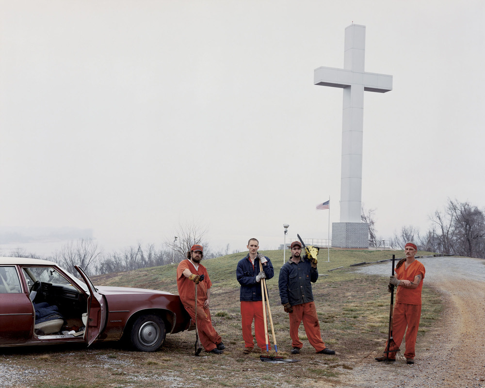 Alec Soth, From Here to There, Courtesy of  Alec Soth