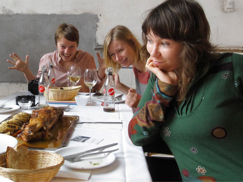 Freitagsküche, courtesy of  Coolibri