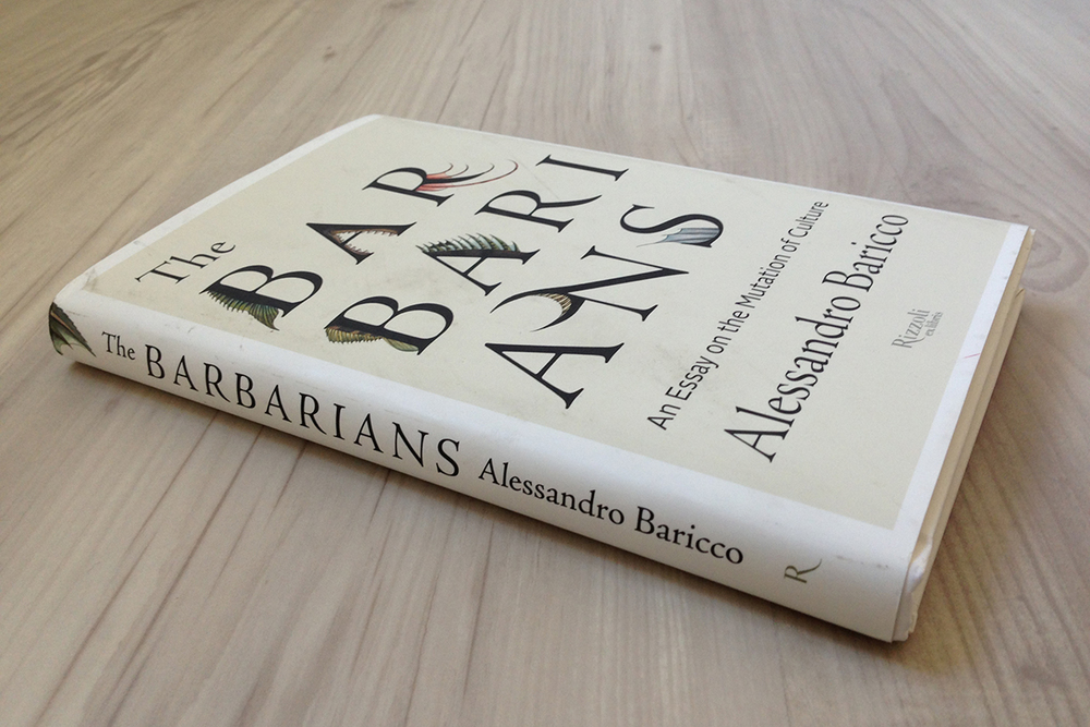 Alessandro Barrico_The Barbarians.jpg