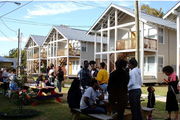 Photo Credit:  Project Row Houses
