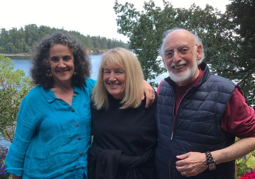 Julie & John gottman with dr nancy young