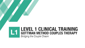 Gottman Level 1 Training   .
