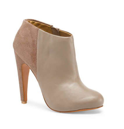 MARK & JAMES BY BADGLEY MISCHKA Leather Theresa Boemia Booties