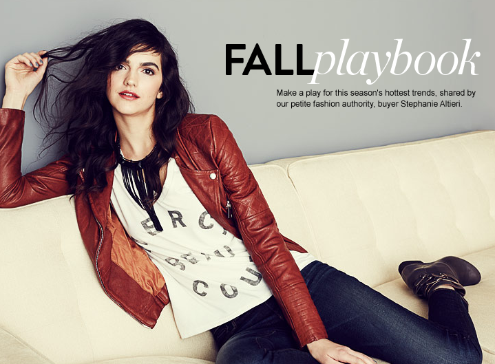 Nordstrom Petite Fall Playbook