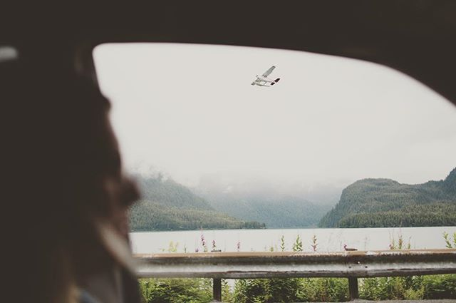#Fog, #FloatPlane, 20 hours of daylight // More from #CordovaAK coming soon