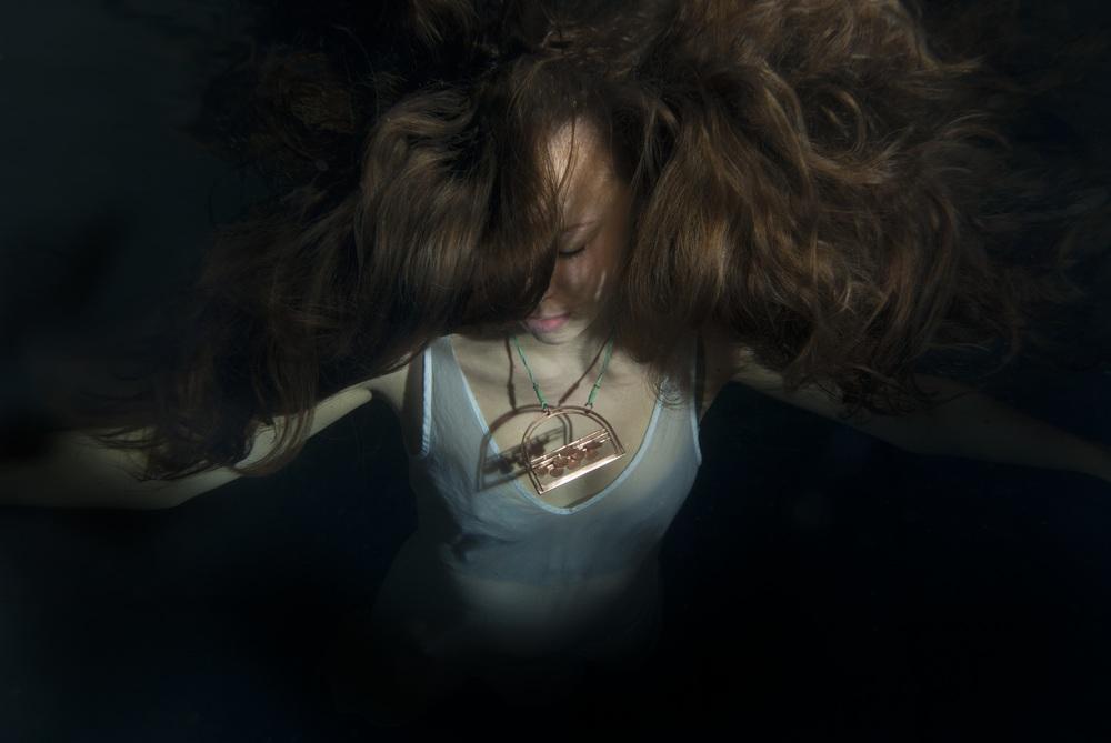Emily Goodaker Underwater photo © Sam Fogg