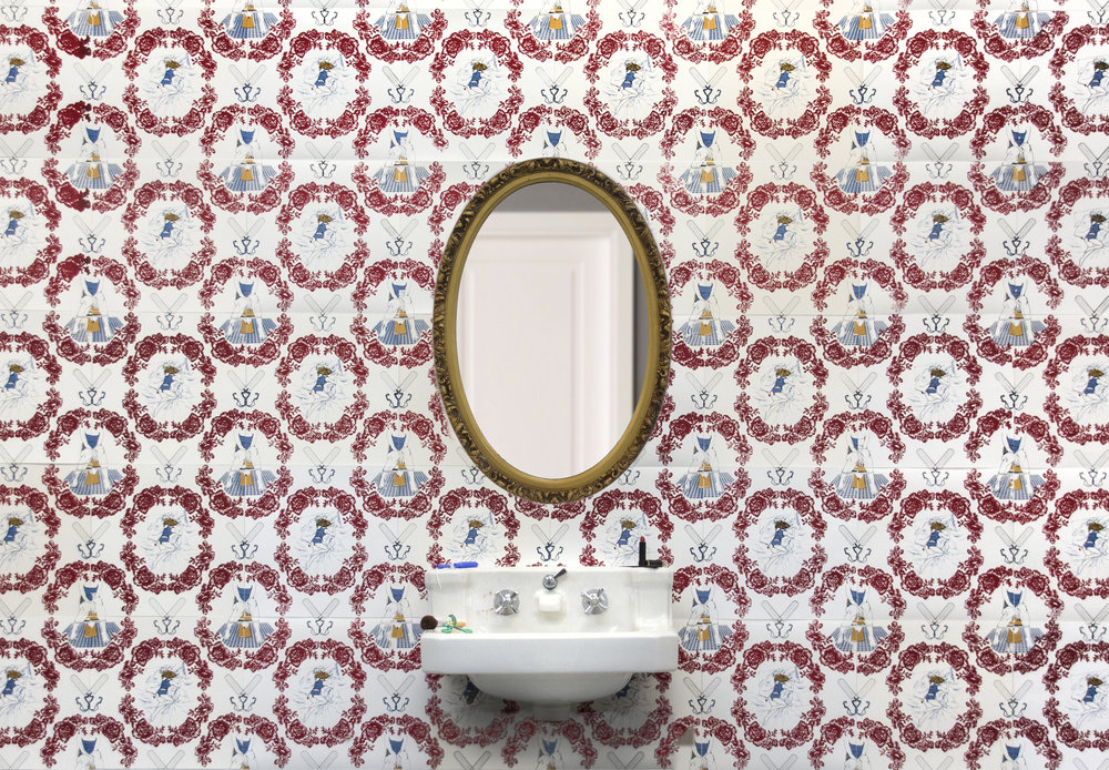 Period Wallpaper, 2017