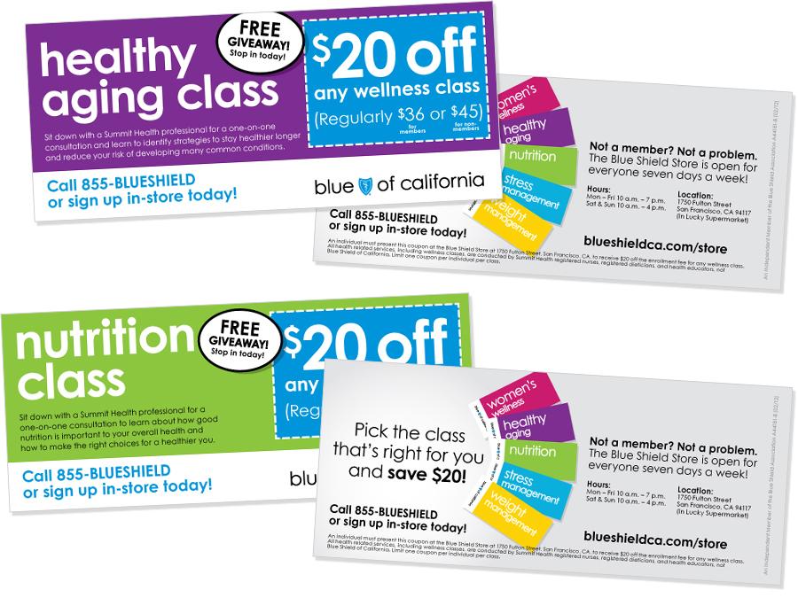 Valpak promotional coupons