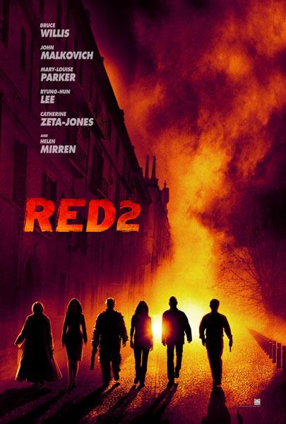 Red 2 - VFX Consultant