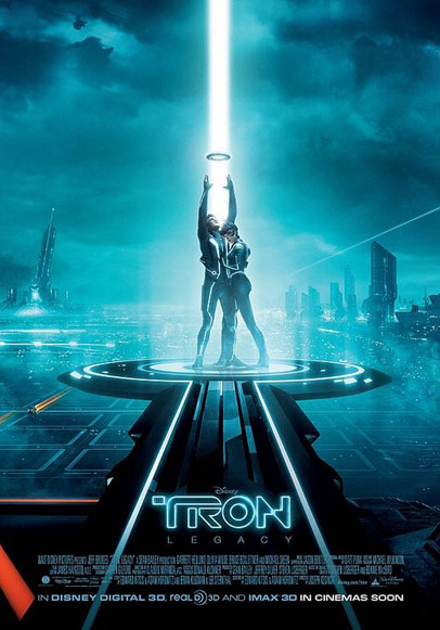 Tron Legacy - Technical Consultant