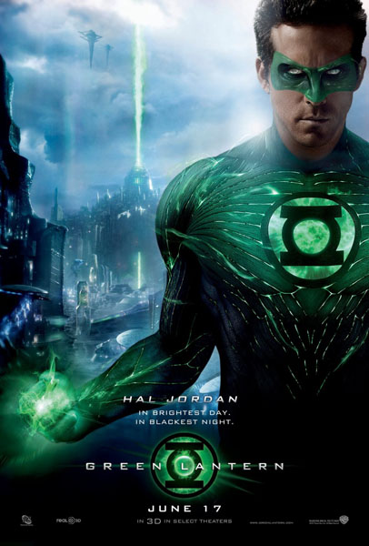 Green Lantern - VFX Consultant