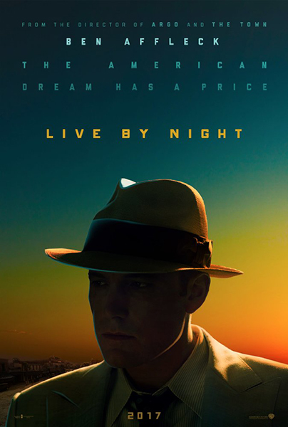 Live By Night - VFX Consultant