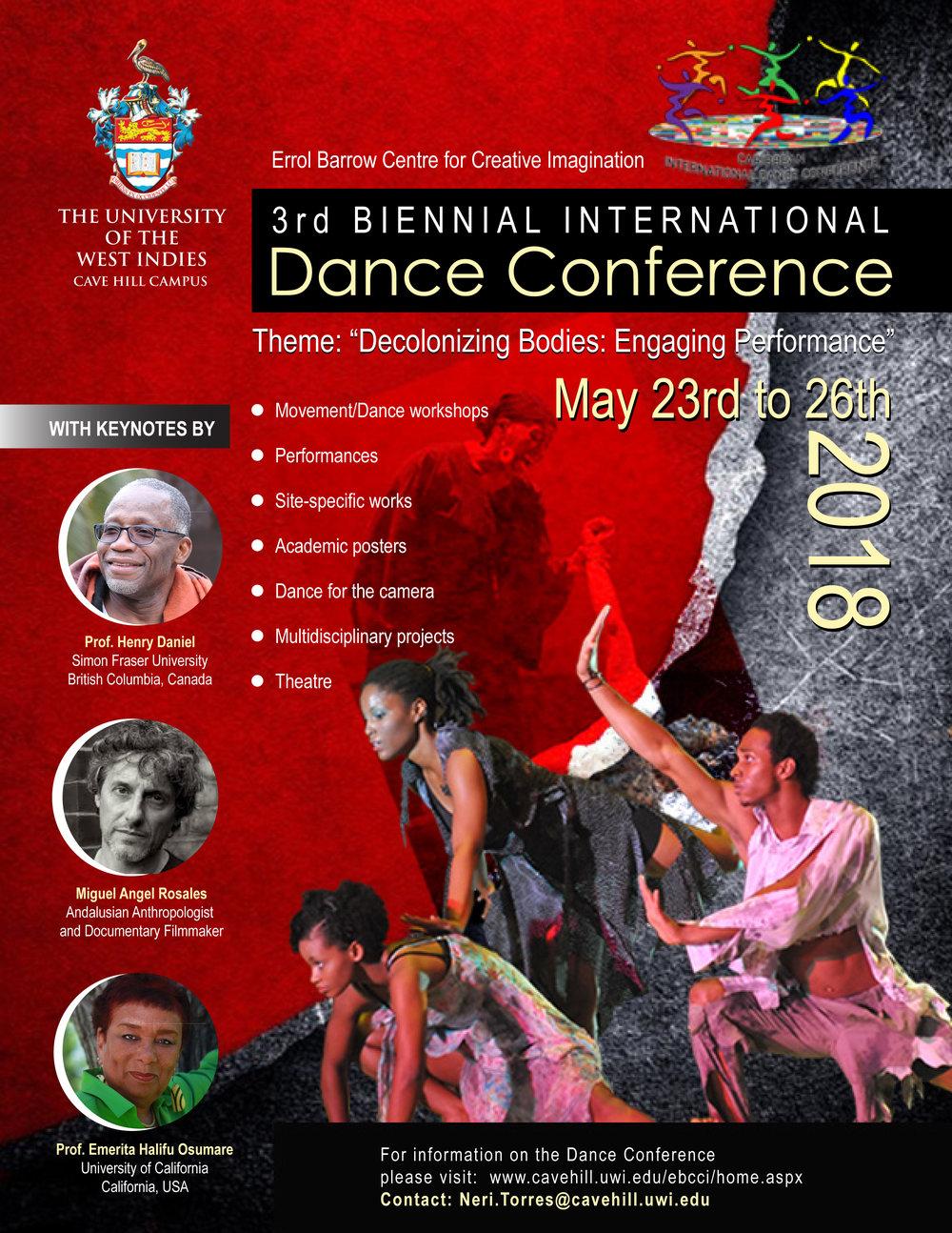 Dance conf 2