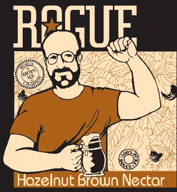 with a name like Hazelnut Brown Nectar, how could you NOT like it?!