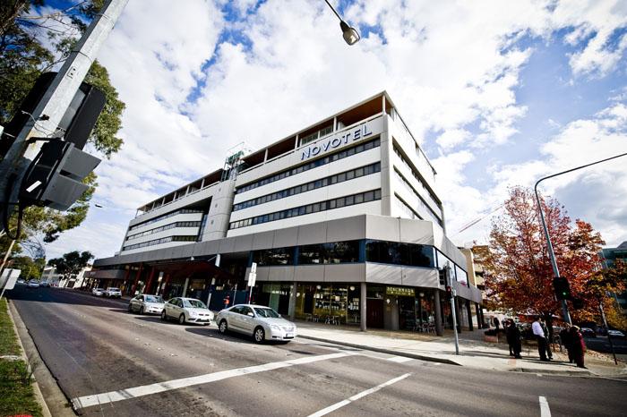 Novotel, Canberra