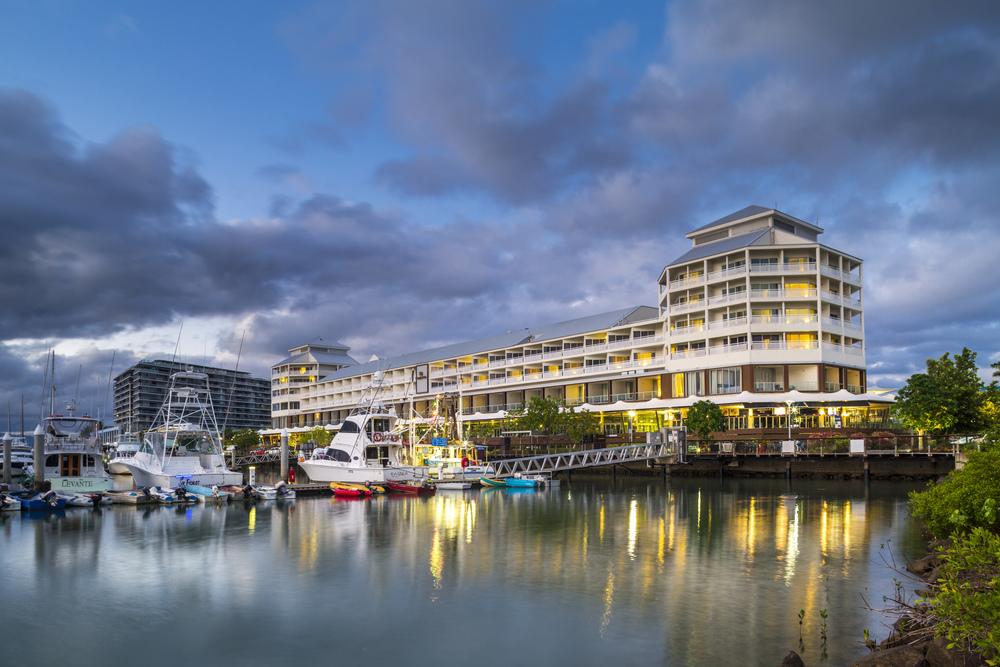 Shangri-la Hotel, Cairns