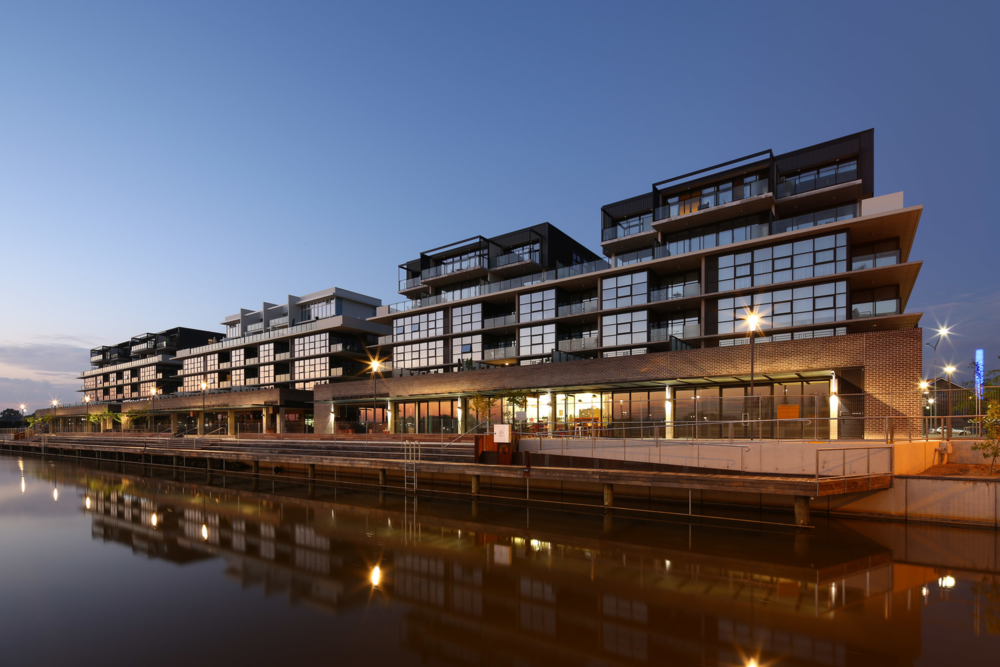 Dockside Residential Development, Canberra