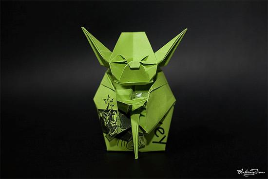 origami yoda � geektyrant