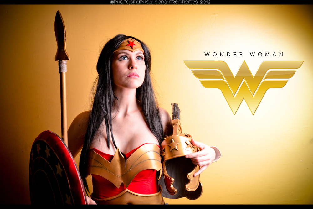 LadyLemonCosplay is Wonder Woman — Photo By Randy Rhoads
