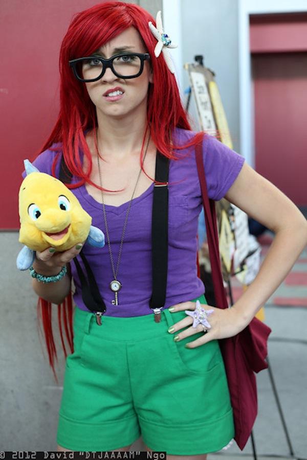 Hipster Disney Princess Cosplay — GeekTyrant