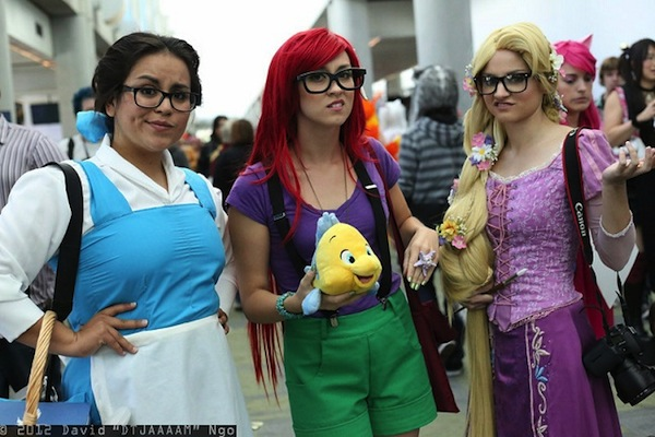 Hipster Disney Princess Cosplay  sc 1 st  GeekTyrant & Hipster Disney Princess Cosplay u2014 GeekTyrant