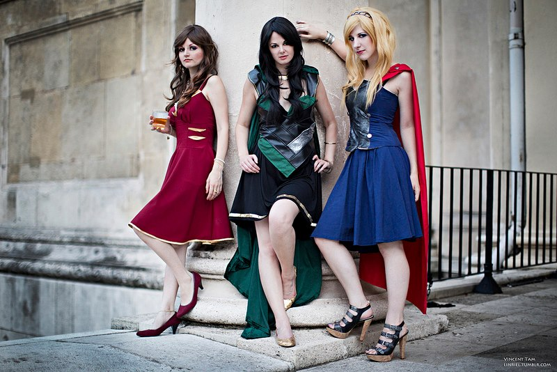 - avengers-dresses-inspired-by-robinade-as-you-can