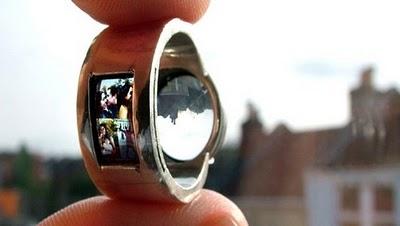 Tech wedding ring