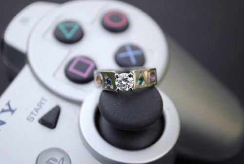 Creatively Cool Collection of Geek Wedding Rings GeekTyrant