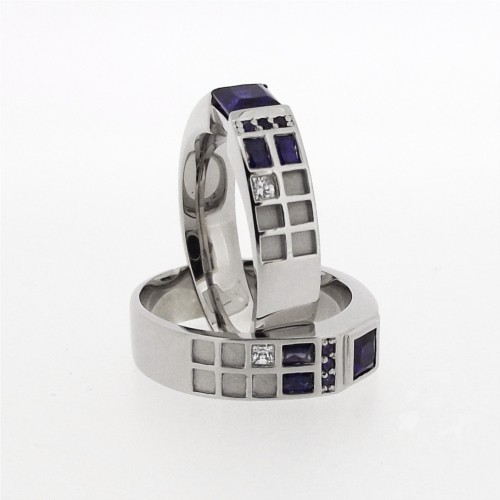 Creatively Cool Collection Of Geek Wedding Rings