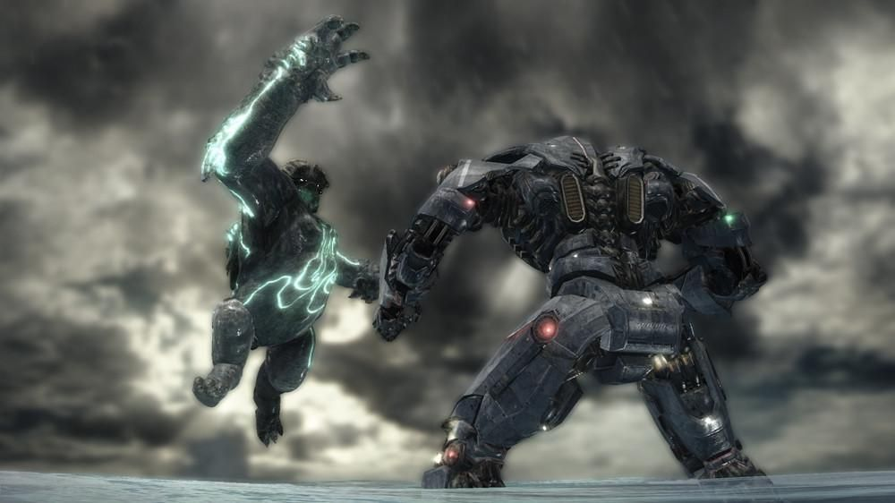 PACIFIC RIM Video Game Images Include More Kaiju Monsters — GeekTyrant