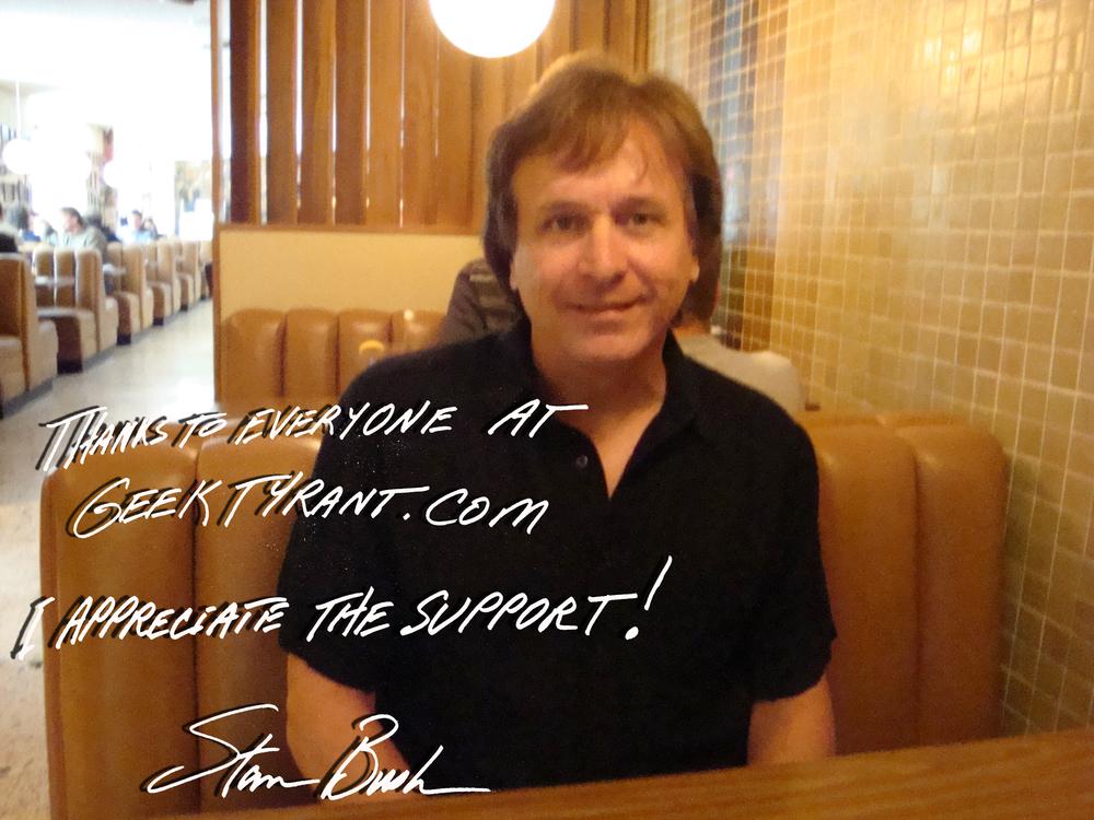 Stan Bush Net Worth