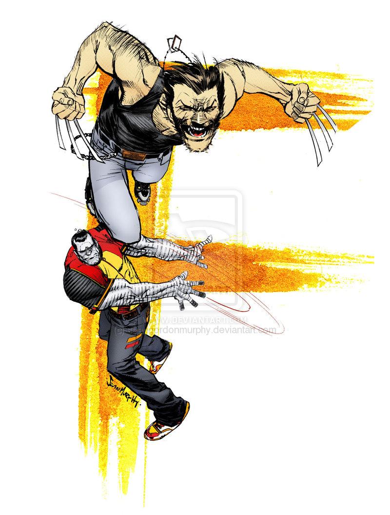 Wolverine Alphabet Gallery