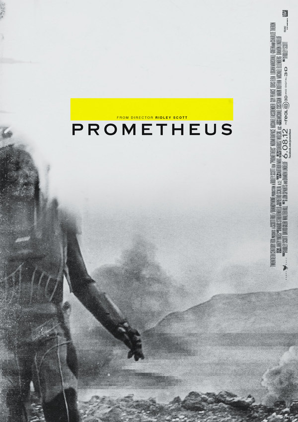 Jin Roh The Wolf Brigade Poster PROMETHEUS - Insanely ...