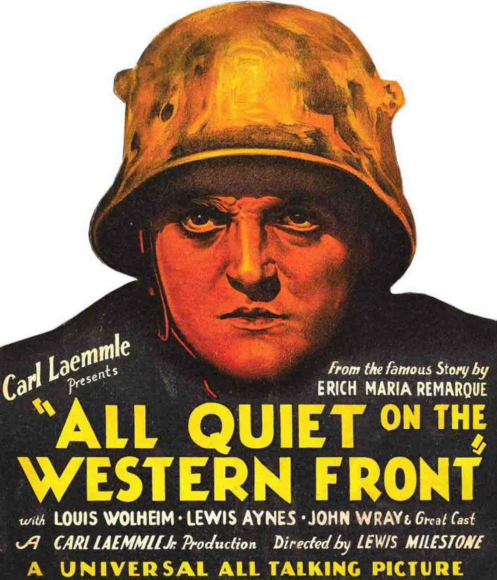 all quiet on the western front lessons teach all quiet on the western front remake gets a director geektyrant