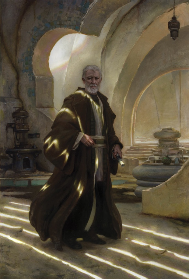 Awesome Star Wars Geek Art from STAR WARS: VISIONS Book ...